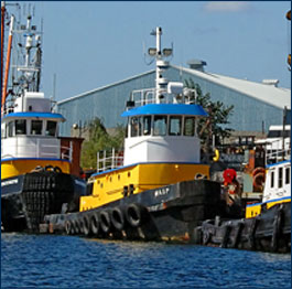 Tug and Barge Injuries